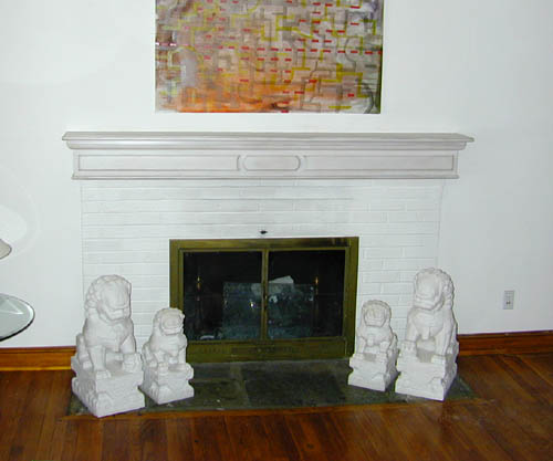 charmglow electric fireplace manuals